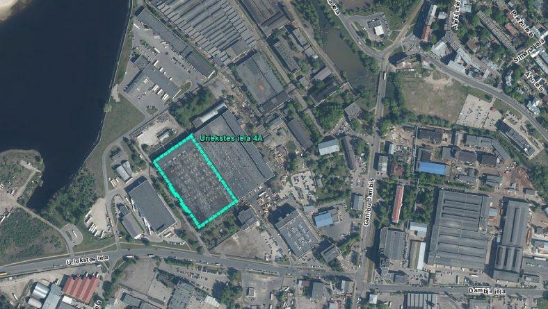 Par IVN procedūras nepiemērošanu piesārņojošai darbībai Uriekstes ielā 4A, Rīgā