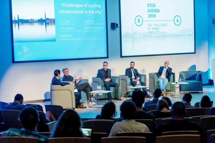"""Aizritēja seminārs par mobilitātes izaicinājumiem un iespējām Rīgā – """"Riga Agenda 2030"""""""