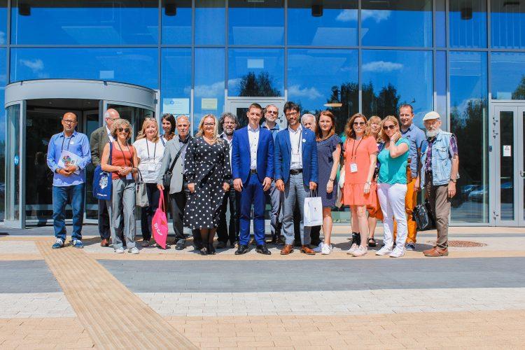 Briseles reģionālā Attīstības departamenta vadība  atzinīgi novērtē Rīgas izvēlēto pieeju pilsētas attīstības plānošanā