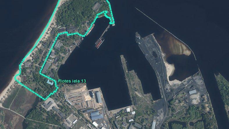 """Atzinums par IVN ziņojumu SIA KU """"Baltic Oil Terminal"""" paredzētajai darbībai Flotes ielā 13"""