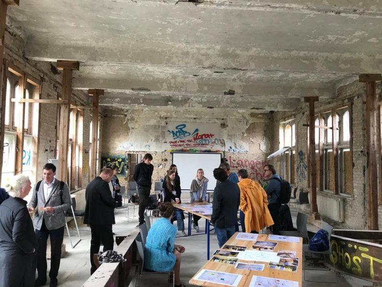 """Ķīlē noslēgusies konference  """"Urbānā transformācija caur mākslu un kultūru"""""""