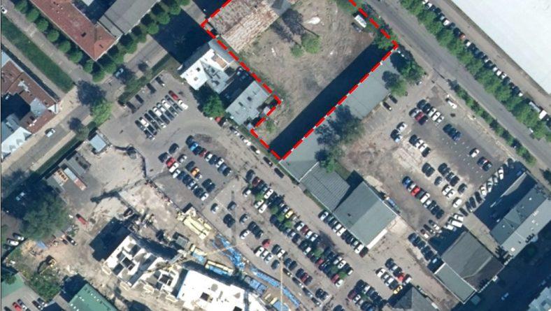 Paziņojums par zemesgabala Strēlnieku ielā 8 (kadastra apzīmējums 01000190020) lokālplānojuma apstiprināšanu