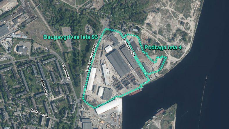 """Par sākotnējā IVN veikšanu SIA """"Extron Baltic"""" izmaiņām esošā piesārņojošā darbībā Daugavgrīvas ielā 93 un Podraga ielā 4, Rīgā"""