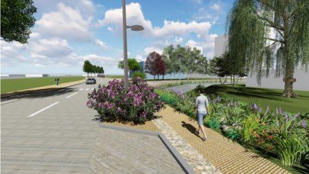 Resursu efektīvas pilsētvides politikas veidošana (EURE)