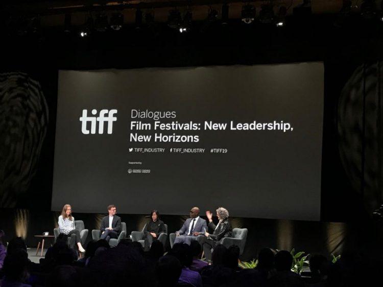 "Pārstāvam projektu ""North Star Film Alliance"" 44. Starptautiskajā Toronto kino festivālā"