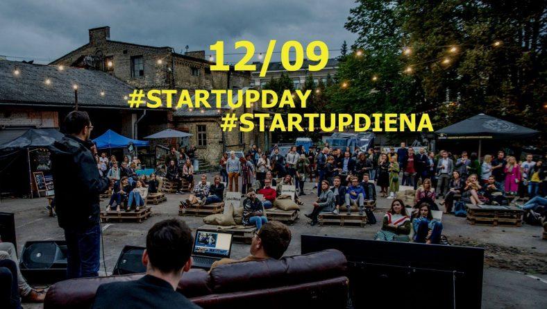 VEFRESH inovāciju kvartālā 12.septembrī notiks Startup dienas