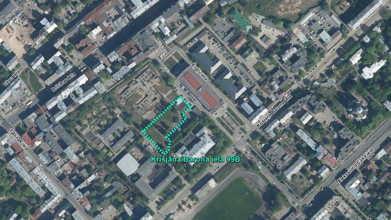 """Par sākotnējā IVN veikšanu SIA """"BN99"""" paredzētajai darbībai Krišjāņa Barona ielā 99B, Rīgā"""