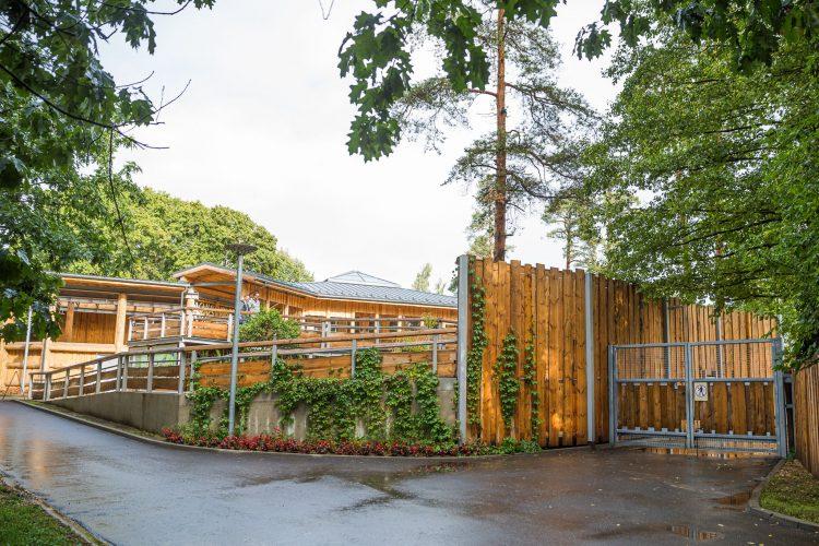 """Rīgas Zooloģiskais dārzs sāk apsaimniekot projektu """"Āfrikas savanna"""""""