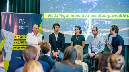 Viedā Rīga: inovatīva pilsētas pārvaldība