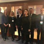Rīgas domes Pilsētas attīstības departamenta pieredzes apmaiņas vizītei Briselē ir ieguvumi