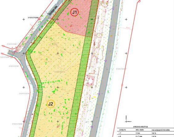 Paziņojums par teritorijas starp Spulgas ielu, Graudu ielu, Valdeķu ielu un projektēto ielu detālplānojuma atzīšanu par spēku zaudējušu