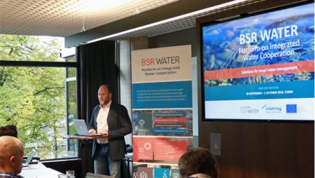 Platforma integrētai sadarbībai ūdens resursu pārvaldībai (BSR WATER) – pirmie rezultāti