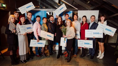 Rīgas pašvaldība atbalsta jaunas biznesa idejas!