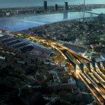 """Paldies par dalību publiskajā diskusijā """"Rail Baltica kā projekts Rīgas attīstībai"""""""