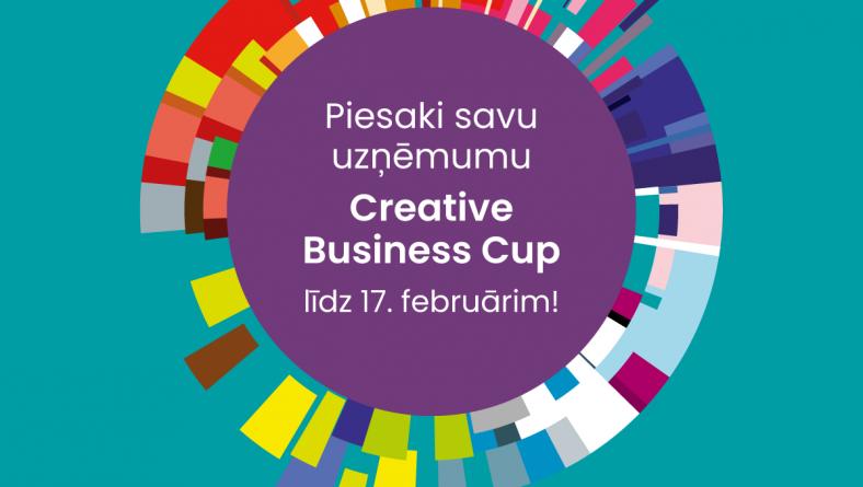 Aicinām uzņēmumus pieteikties starptautiskajām biznesa ideju sacensībām Creative Business Cup 2020