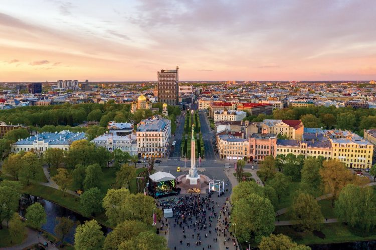 Rīgas ekonomikas profils