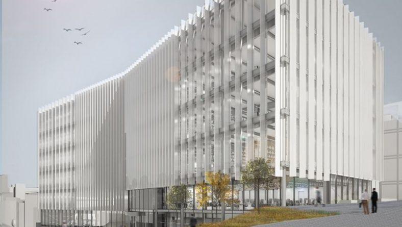 Biroju ēku Apvienotajā karalistē nosauc skaistajā Rīgas vārdā!