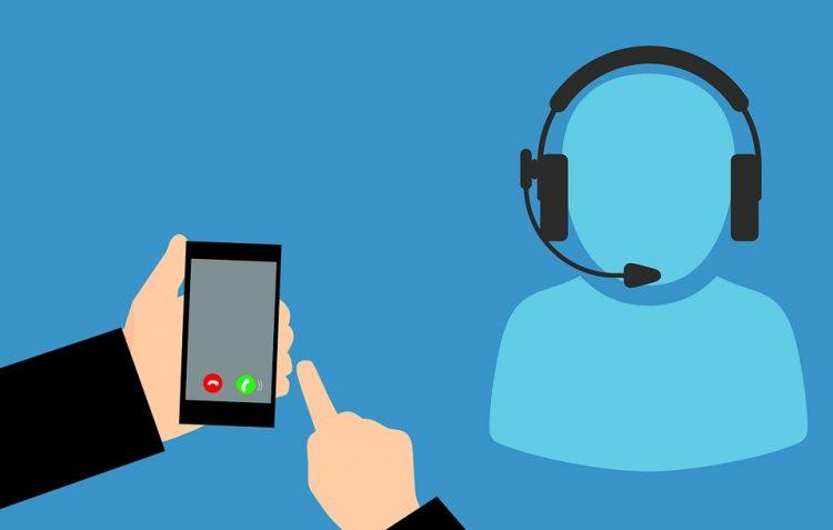 Informācija par klientu apkalpošanu