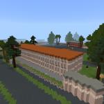 Minecraft spēļošanas aktivitāte Bolderājā