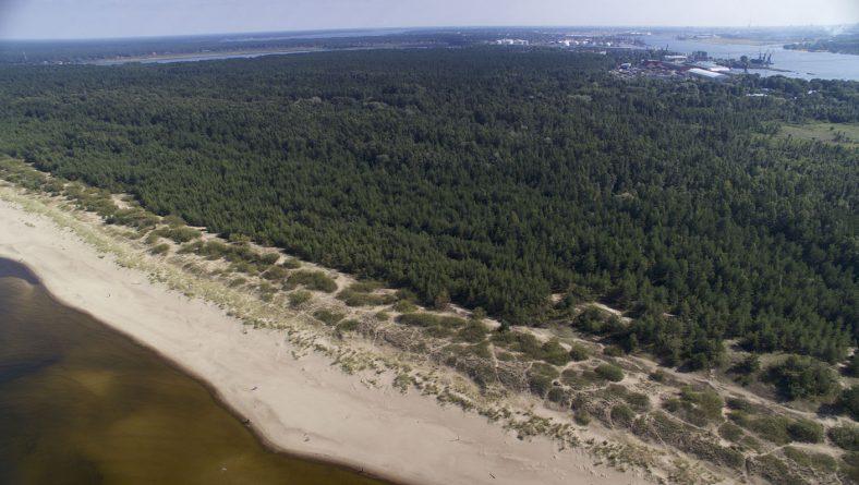 """Apstiprināts dabas parka """"Piejūra"""" dabas aizsardzības plāns (2020.-2031.)"""