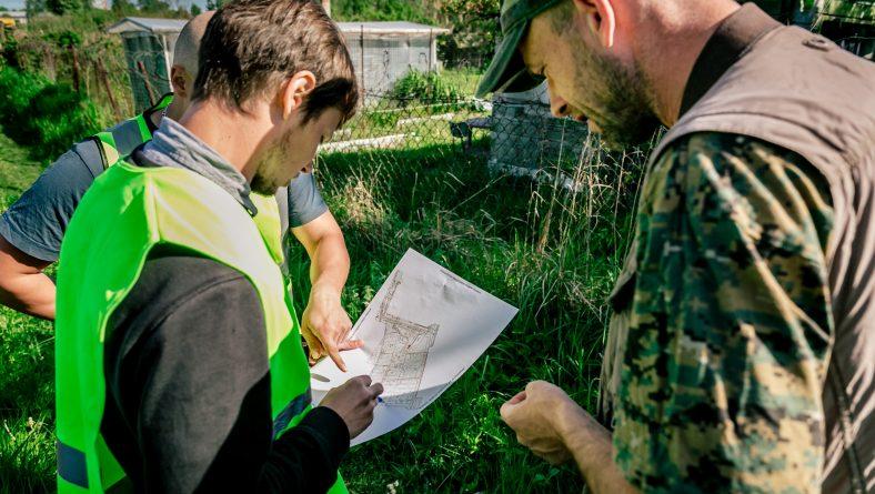 Līdz 30. jūnijam topošajā parkā Skanstē darbi norisināsies dabas un vides ekspertu uzraudzībā