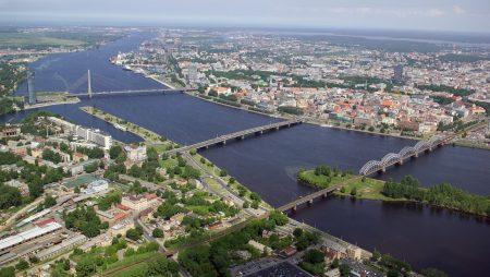 UNESCO Pasaules mantojuma vietu pārvaldības veicināšana Viļņā, Rīgā un Tallinā