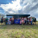 Interesentus informē par piejūras zālāju atjaunošanu Vakarbuļļu pļavās