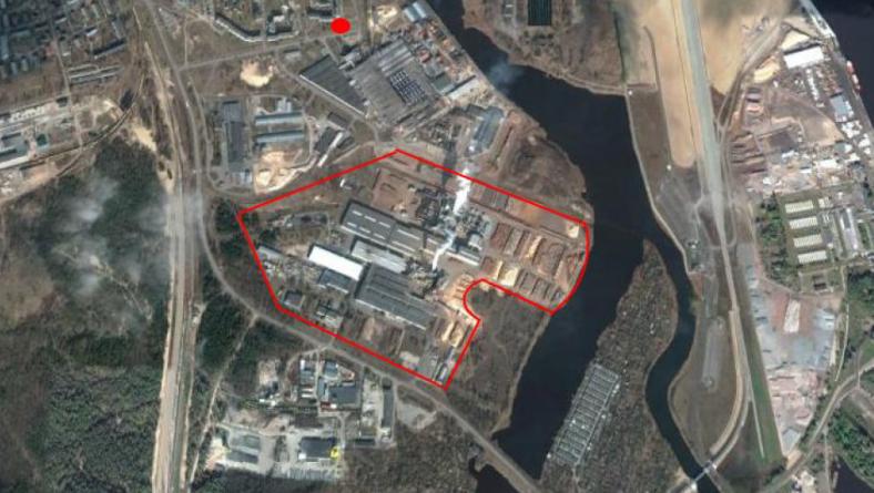 """Paziņojums par SIA """"KRONOSPAN Riga"""" darbības modernizācijas  un paplašināšanas Rīgā, Daugavgrīvas šosejā  ietekmes uz vidi novērtējuma Ziņojuma iesniegšanu Vides pārraudzības valsts birojā"""
