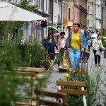 Aicina piedalīties aptaujā par pilsētas vasaras ielas projektu Tērbatas ielā