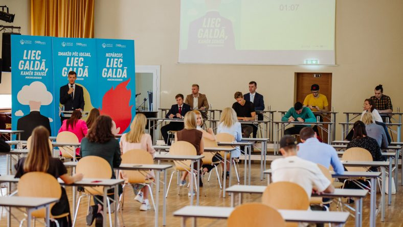 """Trešo gadu programmā """"Rīgas drosmes grants"""" sniegs atbalstu jaunām biznesa idejām"""