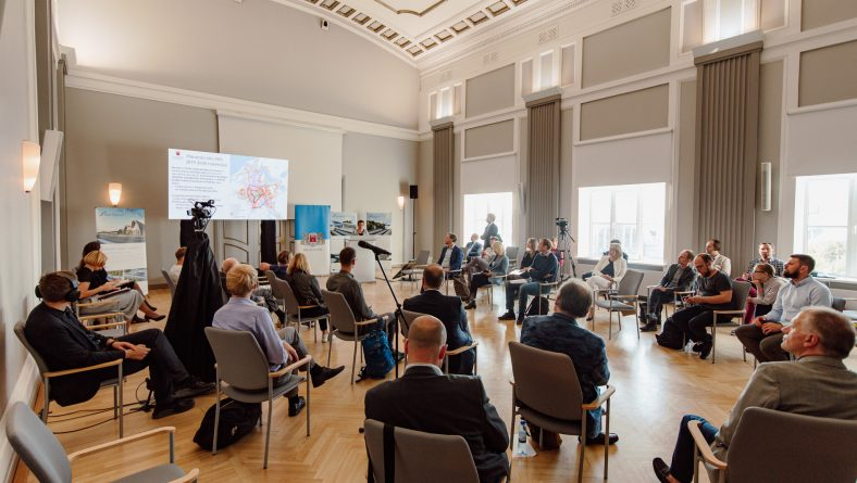 Aicinām piedalīties publiskajā diskusijā par Rail Baltica dzelzceļa līnijas integrāciju Torņakalna teritorijā