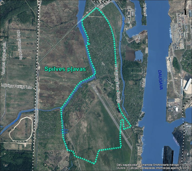 Par ietekmes uz vidi sākotnējā izvērtējuma veikšanu Rīgas brīvostas pārvaldes  plānotajai  darbībai