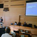 Diskutē par viedajiem risinājumiem pilsētvidē