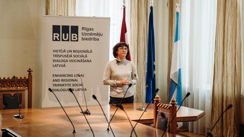 Aizvadītas diskusijas par sociālais dialoga attīstību