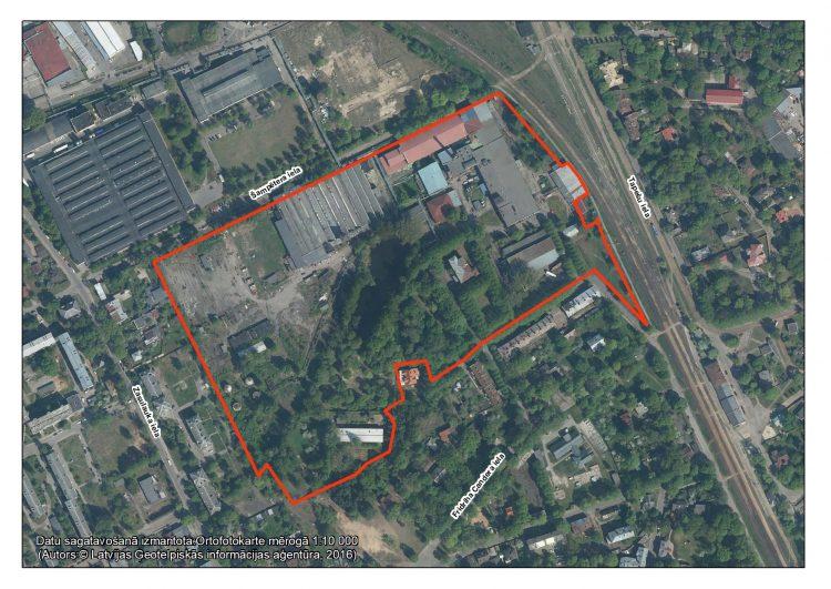 Paziņojums par teritorijas Šampētera ielā 1 izmantošanas un apbūves saistošo noteikumu atzīšanu par spēku zaudējušiem