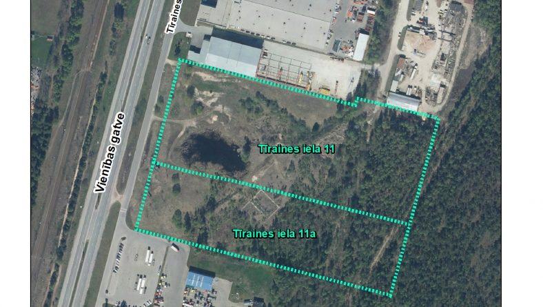 Par ietekmes uz vidi sākotnējā izvērtējuma veikšanu Tīraines ielā 11 un 11A
