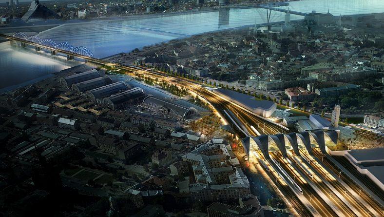 Par ietekmes uz vidi sākotnējā izvērtējuma veikšanu Rail Baltica dzelzceļa infrastruktūras izbūves risinājumiem