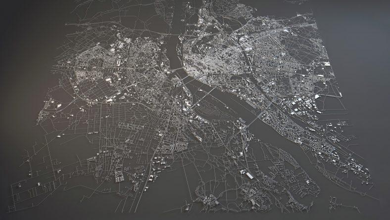 Pilnveidos izstrādes stadijā esošo Rīgas teritorijas plānojumu