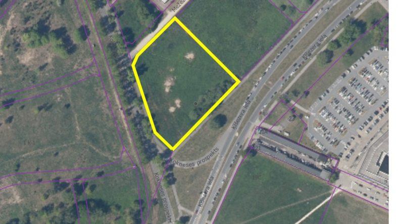 Paziņojums par teritorijas Ķīšezera ielā 6 lokālplānojuma izstrādes uzsākšanu