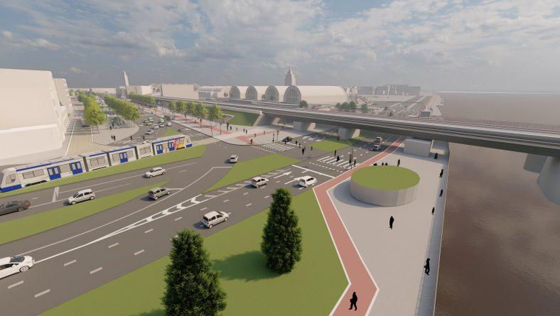 Piešķir finansējumu ar Rail Baltica  Rīgas Centrālās stacijas izbūvi saistītās infrastruktūras integrēšanai pilsētvidē