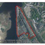 Paziņojums par lokālplānojuma izstrādes uzsākšanu teritorijai Aptiekas ielā, starp Sarkandaugavas upi un Sarkandaugavas vecupi