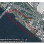 Paziņojums par lokālplānojuma izstrādes uzsākšanu teritorijai starp Krasta ielu, Salu tiltu un Daugavu