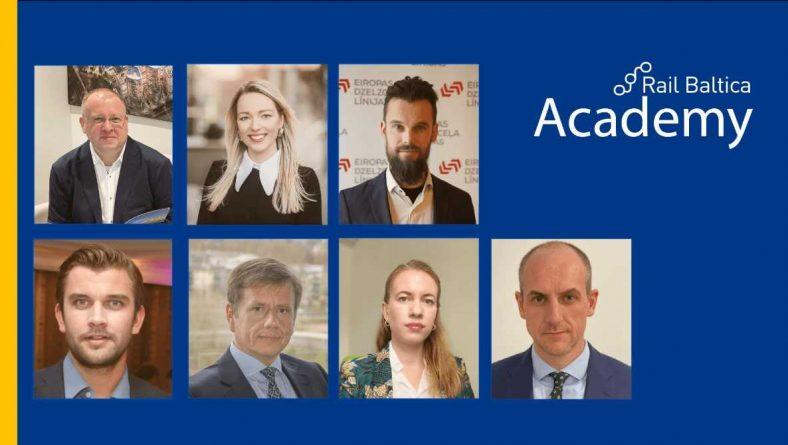 """Aicina uz publiskajām lekcijām """"Rail Baltica akadēmija"""" jaunajā sezonā"""