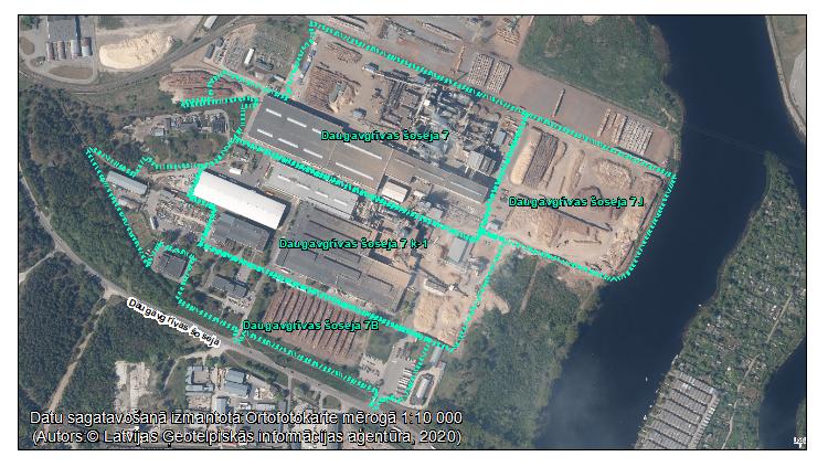 """SIA """"KRONOSPAN Riga"""" paredzētās darbības Daugavgrīvas šosejā ietekmes uz vidi novērtējuma Ziņojuma iesniegšana Vides pārraudzības valsts birojā"""