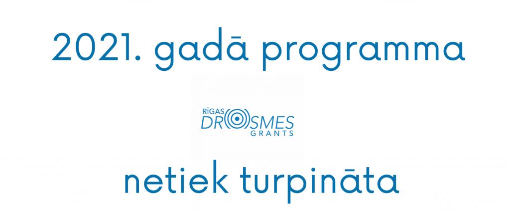 Rīgas drosmes grants