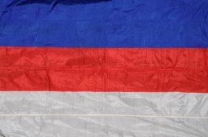 Rīgas pilsētas karogs, 19. gs. 30. gadi – 20. gs. sāk.