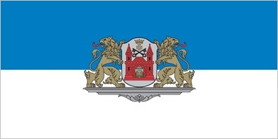 Rīgas pilsētas karogs