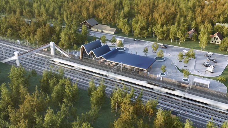 Rail Baltica reģionālo staciju nosaukumu izvēlē iesaistījušies septiņi tūkstoši Latvijas iedzīvotāju